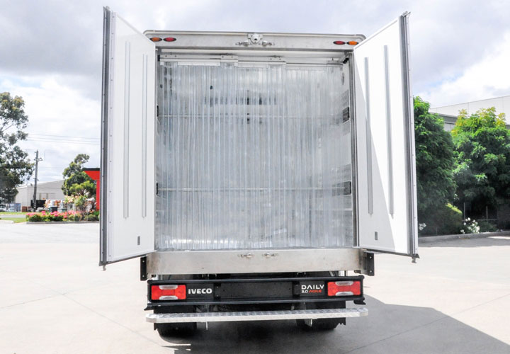 Iveco Daily — Chiller Truck