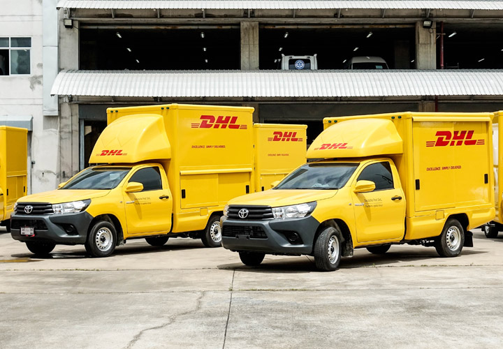 Features — DHL Express